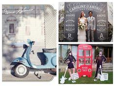 Photocall & Fotomatón en tu Boda #boda #ideas