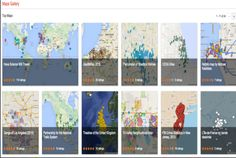 Everything Teachers Need to Know about Google My Maps ~ Educational Technology and Mobile Learning