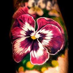 Gorgeous! Tattooist: Andrea Lanzi