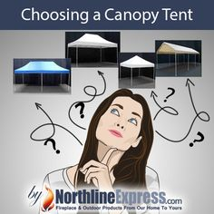 Whether you are planning a BBQ, entertaining, camping, or displaying products at a craft show a canopy offers shelter from the scorching sun and the weather as well.