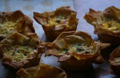 Hated using filo pastry until I made these