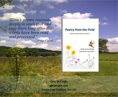 : Poetry from the Field: Monday Road Poetry Volume I. Ohio Usa, Poetry Collection, Writing Poetry, Finding Joy, Fields, Poems, Reading, Nature, Poetry
