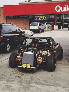 Mazda Miata NB Hot Rod