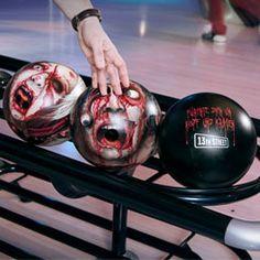 Awesome Bownling Balls!