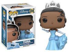 ToyzMag.com » Funko Pop! : des figurines Princesses Disney