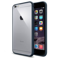 iPhone 6 Plus Case Ultra Hybrid (Metal Slate)