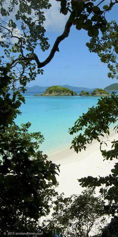 Trunk Bay, St John, US Virgin Islands National Park