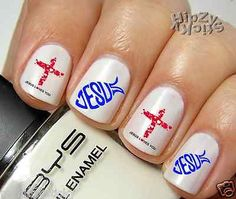 Religious nail art designs gallery nail art and nail design ideas religious nail art designs choice image nail art and nail design religious nail art designs image prinsesfo Gallery