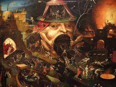 Pupil of Hieronymus Bosch