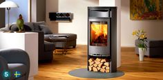 Contura 650 stove at Stove World Glasgow.  http://www.stove-world.com