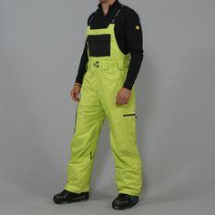 Rip Curl Men's 'Mittendorfer' Tender Shoots Removable Bib Ski Pants - Overstock™ Shopping - Big Discounts on Rip Curl Men's Ski Pants & Bibs