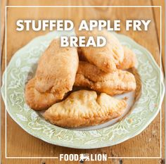 Fry breads is a Native American tradition, and this apple-stuffed version is simply spectacular.
