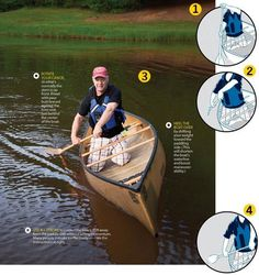 Rowing It Alone: How to Paddle a Canoe Solo