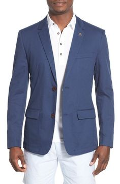 Farah 'The Newington' Solid Honeycomb Blazer available at #Nordstrom