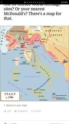 Want to know where the cheapest rent in the country is the 51 want to know where the cheapest rent in the country is the 51 unesco world heritage sites or your nearest mcdonalds theres a map for th italia gumiabroncs Images