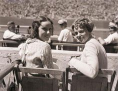 Fay Wray and Amelia Earhart