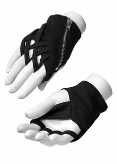 Gothic fashion 672162313119426907 - Punk Rave Scarab Gloves Punk Gloves are a gothic pair of sleeveless gloves. The gloves feature a lattice lacing effect with thumbhole and a zip across the hand. Source by Kylooeuwu Gothic Outfits, Emo Outfits, Cosplay Outfits, Teen Fashion Outfits, Cute Casual Outfits, Girl Outfits, Emo Fashion, Dark Fashion, Fashion Brands