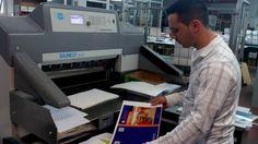 La imprenta es donde nuestros libros para la formación se hacen realidad.