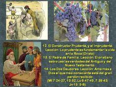 7. LAS PARABOLAS DE JESUS - Dr. Ernesto Contreras (SERIE LOS EVANGELIOS)