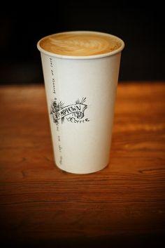 My favorite morning wake-up juice  Stumptown Coffee Roasters | Latte