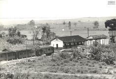 Estação ferroviária de Porto das Caixas, Rio de Janeiro, outubro de 1969. Arquivo Nacional. Fundo Correio da Manhã. BR_RJANRIO_PH_0_FOT_04809_003