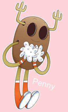 The Amazing World o' Gumball(Penny)