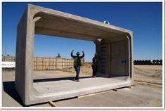Reinforced Concrete Boxes