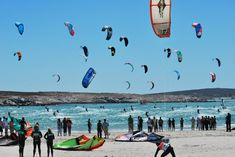 Kitesurfing competition in Langebaan - South Africa South Afrika, Tourist Info, Vacation Checklist, Honeymoon Places, Volunteer Abroad, Nature Reserve, Cape Town, 6 Years, West Coast