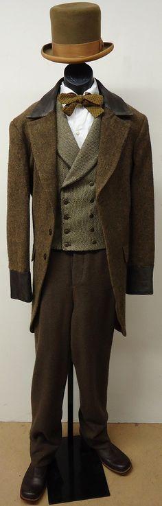 1860's – 1870's – P.A Suit