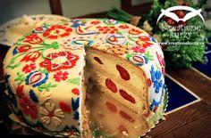 Sladke kurzy - ozdobovanie tort #diy #baking