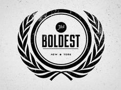 The Boldest   Designer: Justin Barbe