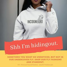 Sometimes you want go unnoticed, but not in our Undercover FLY. Shop our FLY Fas. - Sometimes you want go unnoticed, but not in our Undercover FLY. Shop our FLY Fashions and see more - Advice From A Caterpillar, Fly Shop, Undercover, Tshirts Online, Cool Shirts, First Love, Personal Style, Love You, Skinny