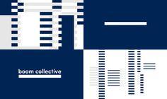 """다음 @Behance 프로젝트 확인: """"Boom Collective"""" https://www.behance.net/gallery/36915319/Boom-Collective"""