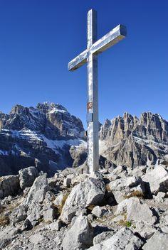 Cima Croz dell'Altissimo Dolomiti di Brenta Molveno