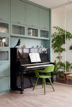appartement ludique et design, appartement enfantin, appartement architecte, idées déco, inspirations déco, Lovely Market