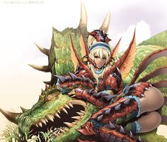 Another Monster Hunter