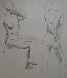 Modele vivant (3) by matama15