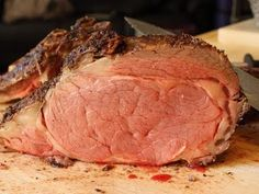 perfect prime rib...works every time!