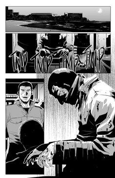 #manga #kingdomofassassins #comic #action #thriller #cia #greenberets #specialforces #nypd #saudiarabia #iran #war #nyc