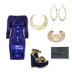 Scary Spice entry in the Spice Girl Power fashion challenge #fashion #style #contest #outfit