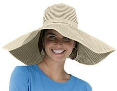 Women's sun protection wide brim hats all UPF50+ for a happy sunny living!