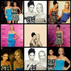 Candice and Nina! :))