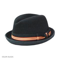Homburg by Stitch Hats. Get it at villagehatshop.com.