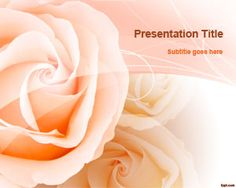pinterest, Presentation templates