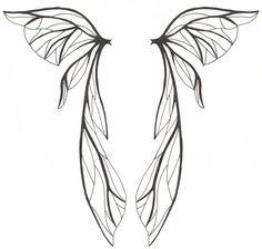 fairy wing pattern - Google Search
