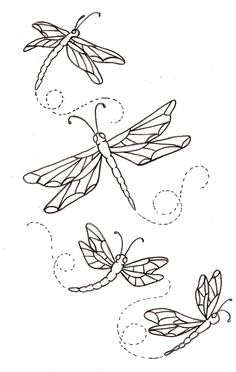 Dragonfly tattoo by ~metacharis on deviantart broderie simple, craft patterns, quilling patterns, Dragonfly Drawing, Dragonfly Art, Dragonfly Tattoo Design, Embroidery Stitches, Embroidery Patterns, Hand Embroidery, Embroidery Tattoo, Quilling Patterns, Craft Patterns