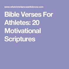 bible verses for athletes sports pinterest bible verses
