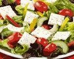 #Greek Feta Salad #Recipe