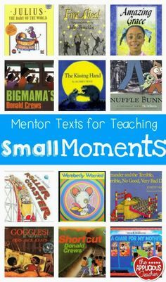 Small moments mentor