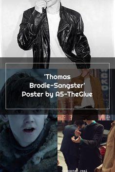 Thomas Brodie-Sangster Posters